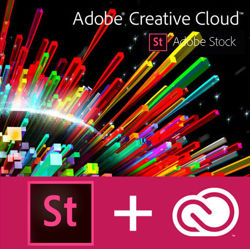 Adobe Creative Cloud for Teams with Stock - Multi European Languages - Odnowienie subskrypcji na 12 m-cy