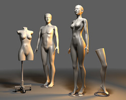 DOSCH 3D: Clothing