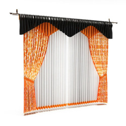 DOSCH 3D: Curtains & Drapes
