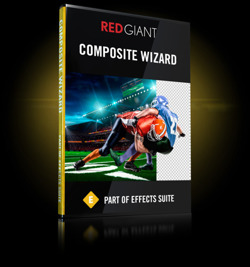 Red Giant Composite Wizard