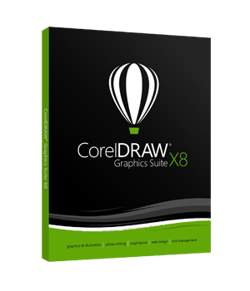 CorelDRAW Graphics Suite X8 PL Win – Small Business Edition