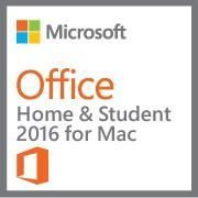 Microsoft Office Mac Home & Student 2016 PL 32-bit/x64     GZA-00600