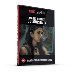 Red Giant Magic Bullet Colorista