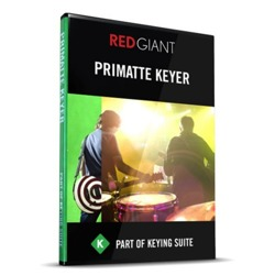 Red Giant Primatte Keyer